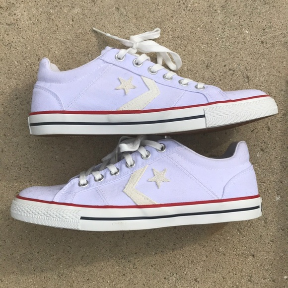 c843a5c09594 Converse Other - Converse CONS Trapasso Pro Skate Shoes 8.5 Wht Nvy